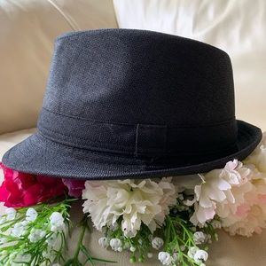 Fedora Hat with subtle accent